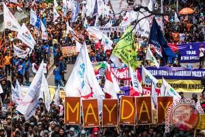 Buruh di Lampung akan demo tuntut perlindungan