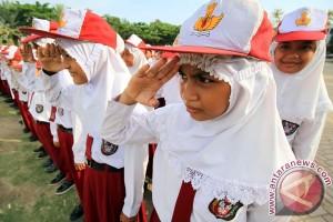 Upacara Hardiknas Aceh