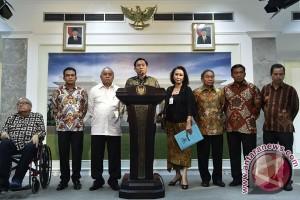 Pansel serahkan nama 12 calon anggota Kompolnas ke Presiden