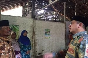 Menteri Agama kunjungi penerima Bidikmisi