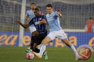 Lazio kubur mimpi Inter ke Liga Champions, menangi laga 2-0