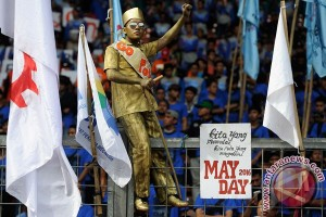 Peringatan Hari Buruh Di Jakarta