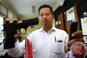 Tangkap Pelaku Penembakan Airsoft Gun