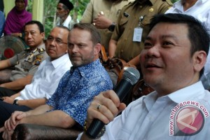 BRG, Norway review drilling of borewells in Kampar Regency