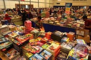"""Perpustakaan Banyuwangi gelar """"ngabuburit"""" bersama buku"""