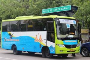 11 bus Trans Metro Pekanbaru masih mangkrak