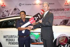 KTB donasikan 12 mesin dan mobil untuk 12 SMK