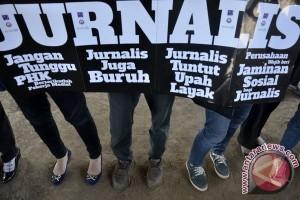 Aksi Hari Kebebasan Pers Sedunia