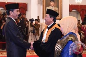 Pelantikan Wakil Ketua MA M Syarifuddin