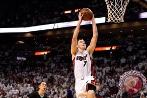 Playoff NBA - Heat sementara ungguli Raptors 1-0