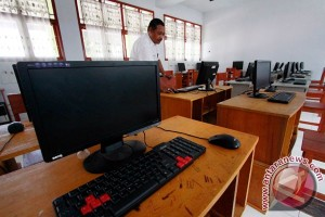 1.140 pelajar SMP di Papua hadapi UNBK
