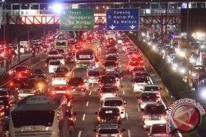 Kemacetan Libur Panjang Akhir Pekan