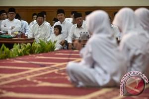 Ribuan orang hadiri Bandung Lautan Mengaji