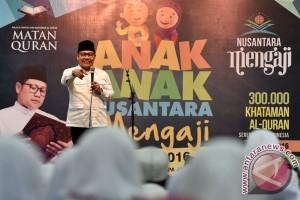 Ikrar Anak Nusantara Mengaji