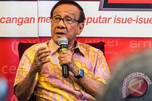 Akbar Tanjung minta Dewan Pembina dilibatkan soal ketua DPR