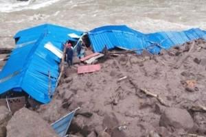 Korban tewas akibat longsor China naik jadi 22 orang