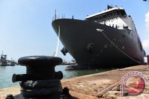 Menteri Saleh lepas ekspor perdana kapal perang ke Filipina