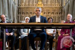 Teror London - Jangan biarkan Trump memecah belah kita, kata Wali Kota London