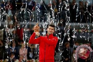 Djokovic terlalu kuat untuk Murray di Madrid