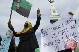 HMI Aceh Demo KPK