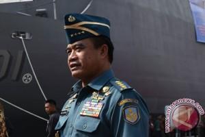 TNI-AL kerja sama dengan tiga bank nasional