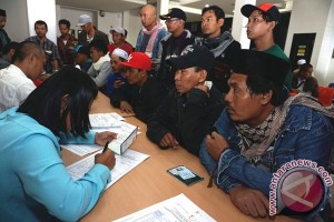 Kepulangan Pekerja Binladin Grup