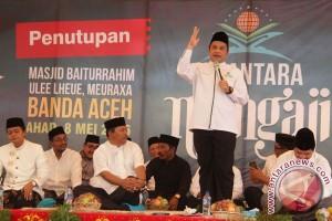Penutupan Nusantara Mengaji Di Aceh
