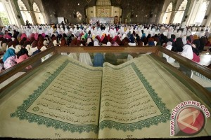 West Nusa Tenggara poised for national Quran recital competition