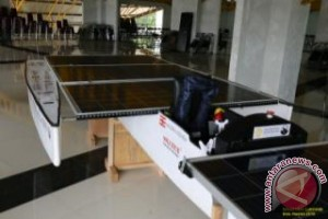 Menyibak si Jagur, kapal surya karya mahasiswa UI