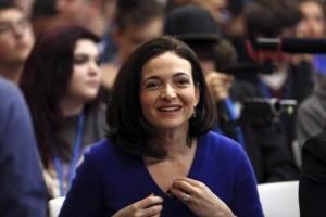 Sheryl Sandberg puji kegigihan ibu tunggal