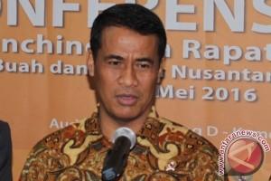 Presiden Jokowi panggil Mentan terkait harga pangan Ramadhan