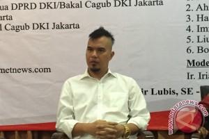 Dhani bantah gagal nyalon di Jakarta