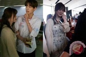 Ahn Jae Hyun curhat kesalnya Goo Hye Sun dikejar paparazzi