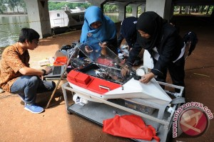 Mahasiswa UI ikuti lomba robot internasional