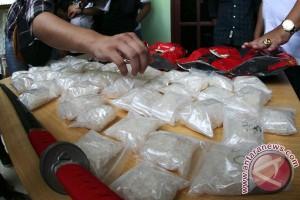BNNP Kaltim musnahkan 228 gram sabu-sabu