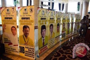 Tujuh Caketum Golkar sepakat voting Munaslub tertutup