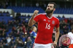 Ledley yang cedera masuk timnas Wales