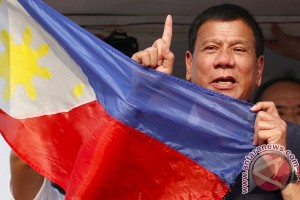 Philippines President-elect says won`t rely on United States