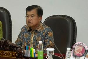 Wapres harap kepemimpinan Setya Novanto ciptakan stabilitas