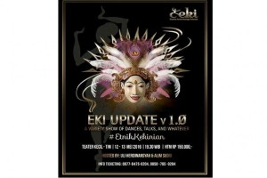EKI Dance Company persembahkan EKI Update V 1.0 #EtnikKekinian