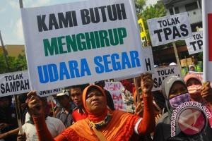 Penolakan Pembangunan TPAS Klaten