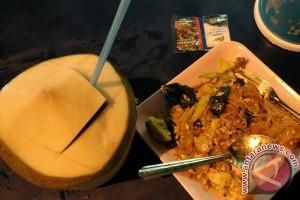 Kuliner Bangkok di malam hari