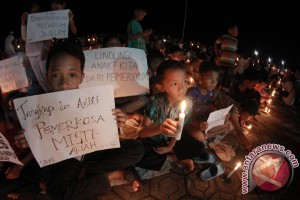 Unjukrasa Kekerasan Terhadap Anak