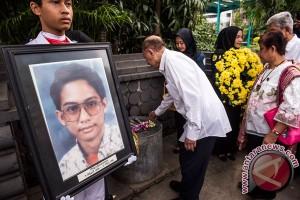 Keluarga korban minta Pemerintah tuntaskan kasus Trisakti