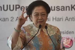 Megawati ingatkan pemimpin tidak selamanya enak