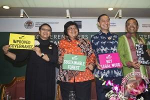 Indonesia Raih Lisensi FLEGT Uni Eropa