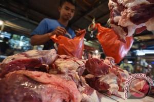 Harga daging sapi di Garut Rp125.000/kg