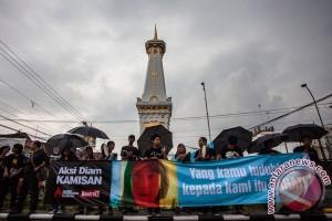 Aksi Diam Kamisan Di Yogyakarta