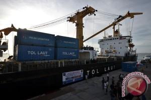 Tol laut trayek lima resmi beroperasi