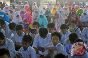 Doa dan Zikir Bersama Jelang UN SD